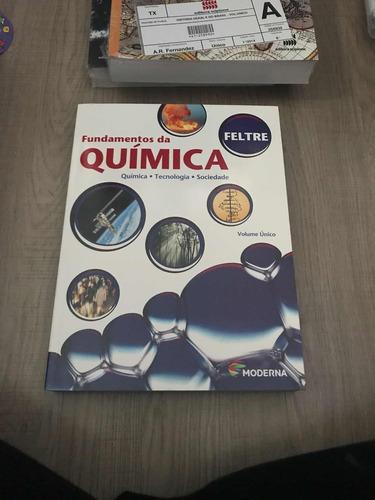 livro didático química