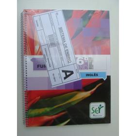 Livro Didático Sistema Ser - Inglês Ensino Fundamental 6ºano