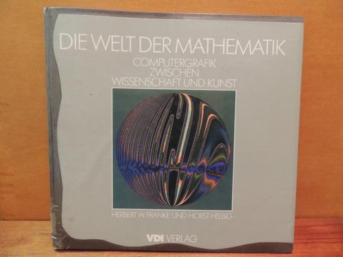 livro die welt der mathematik computergrafik zwischen