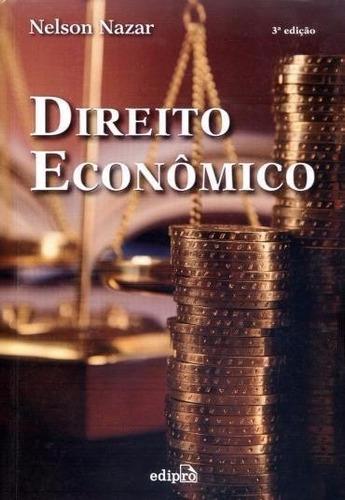 livro direito econômico nelson nazar físico
