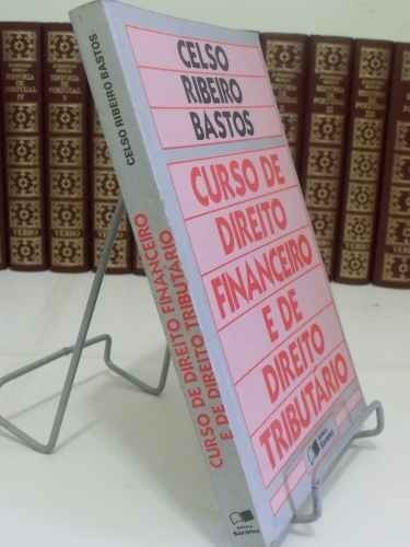 livro direito financeiro direito tributário
