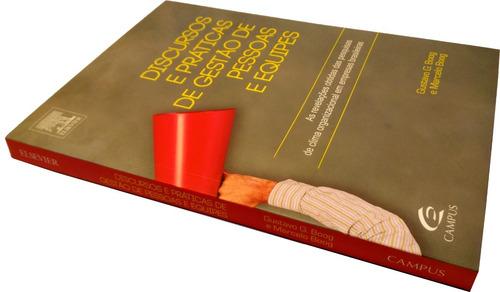 livro discursos e práticas de gestão de pessoas e equipe