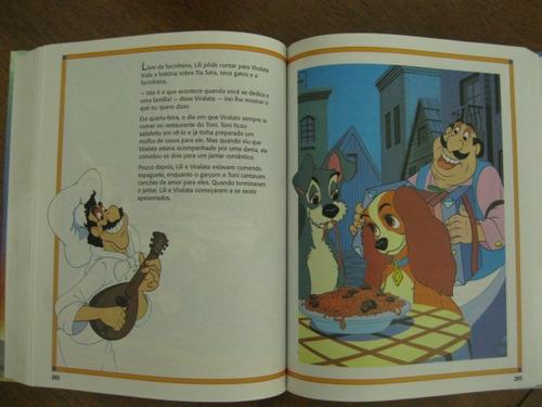 livro disney clássicos favoritos de todos os tempos raro