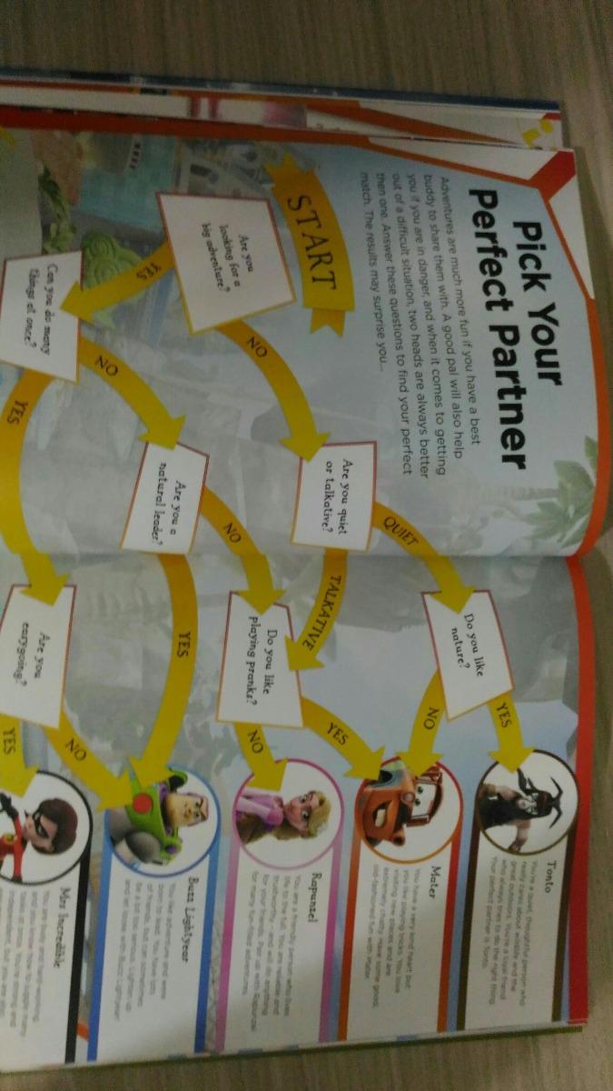 Livro disney infinity the essential guide capa dura seminovo r 64 carregando zoom fandeluxe Choice Image