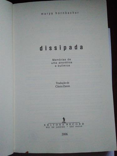 livro dissipada