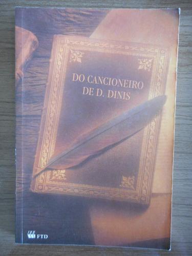 livro do cancioneiro de d. dinis