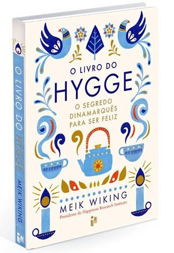 livro do hygge felicidade meik wiking importado frete grátis