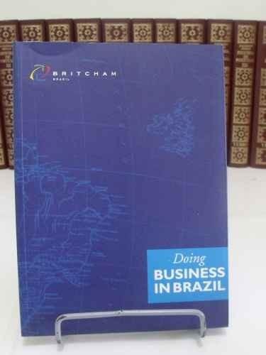 livro doing business brasil - neil montgomery
