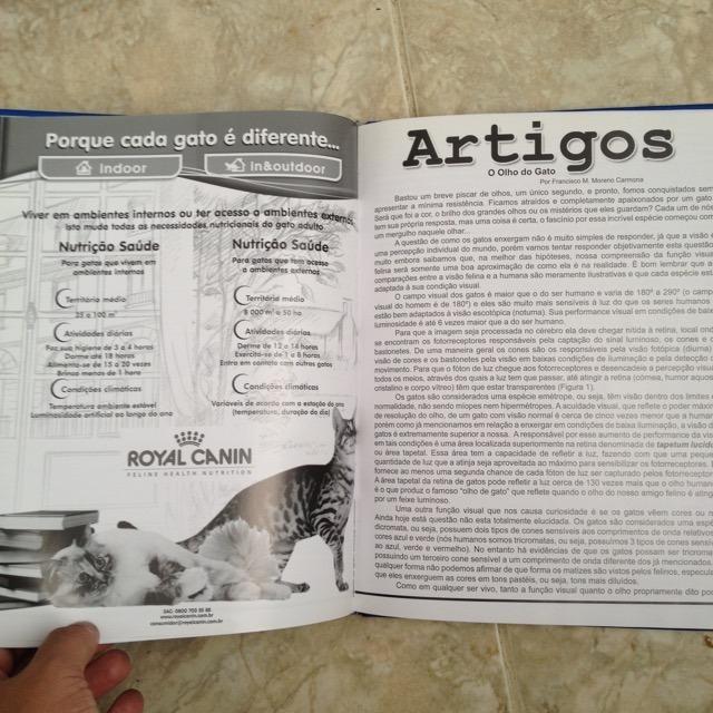 Livro Dos Gatos Tropicats 2005 - 80 Páginas Capa Dura C2 - R  35 7475219e5f3