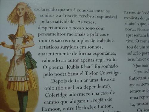 livro dos sonhos julia e derek parker arte som