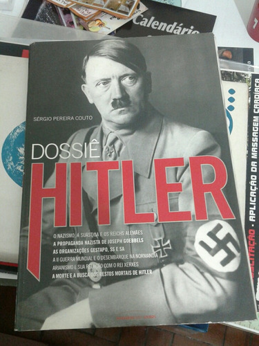 livro dossiê hitler ja com envio por minha conta