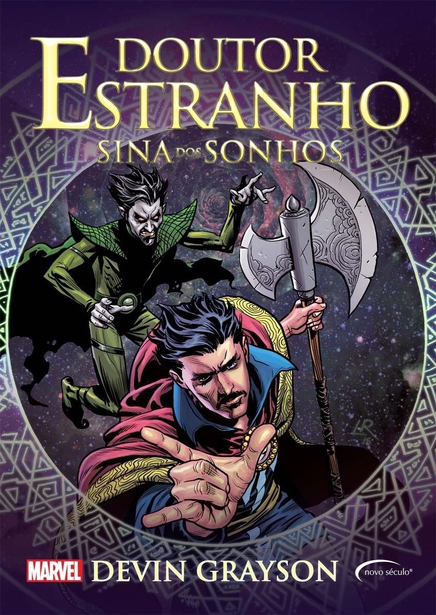 debe3787a4d Livro Doutor Estranho Sina Dos Sonhos  promoção Marvel  novo - R  29 ...