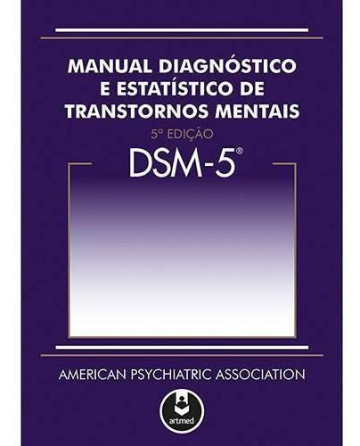 livro dsm 5 tr tm diagnostico e estatístico de transtornos