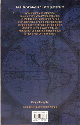 livro dtv atlas weltgeschichte história conquistas alemãs.