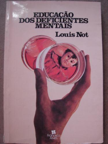 livro educação dos deficientes mentais louis not b4