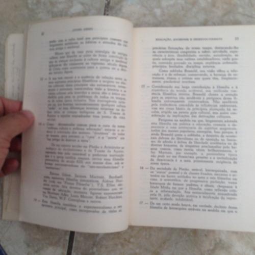livro educação, sociedade e desenvolvimento - jayme abreu