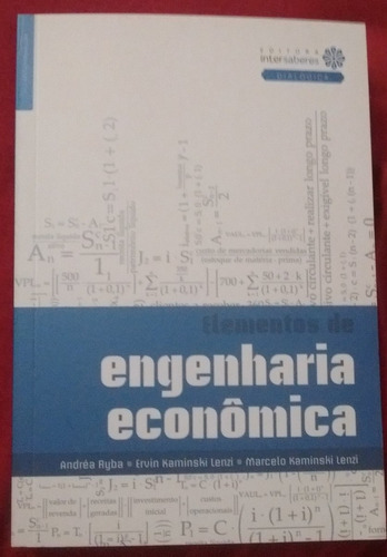 livro: elementos de engenharia econômica