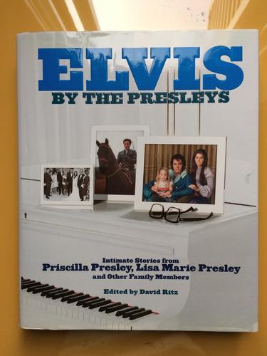 livro elvis by the presleys  - novo - importado england