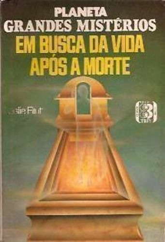 livro em busca da vida após a morte leslie flint