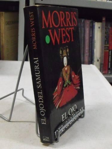 livro em espanhol - el ojo del samurai - morris west