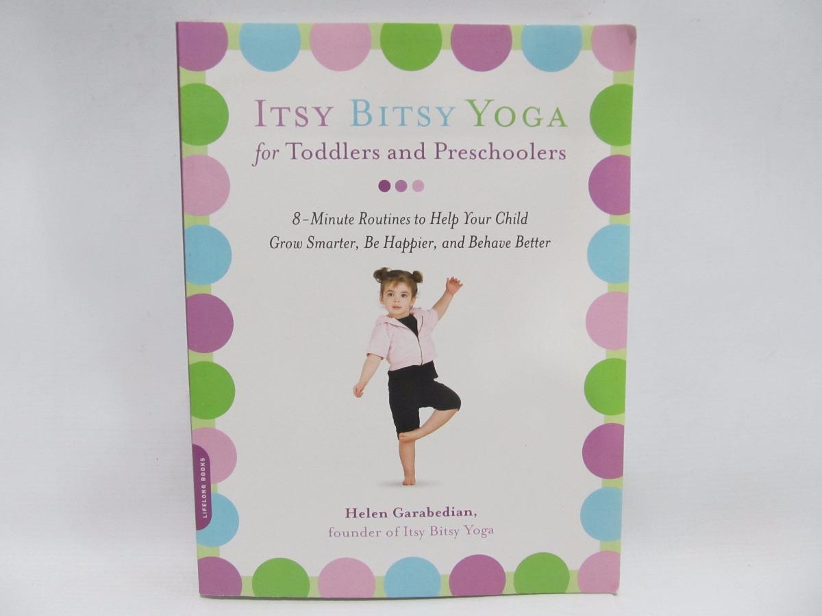 Itsy Bitsy Yoga Book