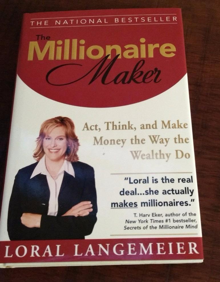 Livro em ingls the millionaire maker loral langemeier r 63 carregando zoom fandeluxe Images