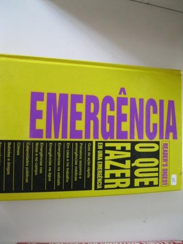 .livro  = emergência o que fazer