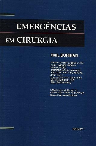 livro emergências em cirurgia