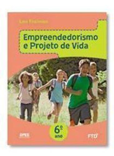 Livro Empreendedorismo E Projeto De Vida 6ª Ano Leo