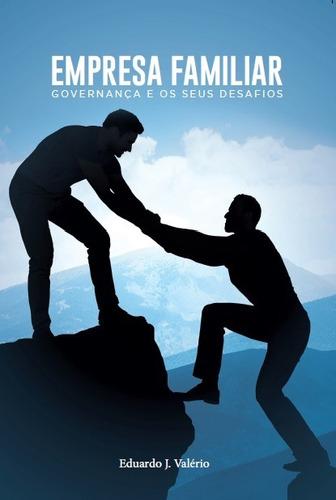livro -  empresa familiar - governança e os seus desafios
