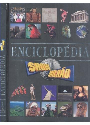 livro enciclopédia show do milhão silvio santos vol.11 p - r