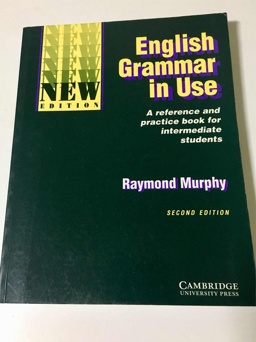 Livro - English Grammar In Use - Raymond Murphy - Usado