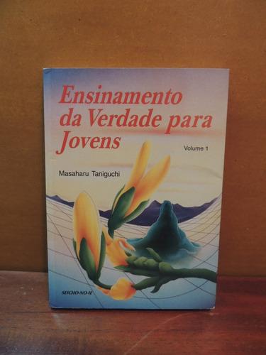 livro ensinamento da verdade para jovens masaharu taniguchi