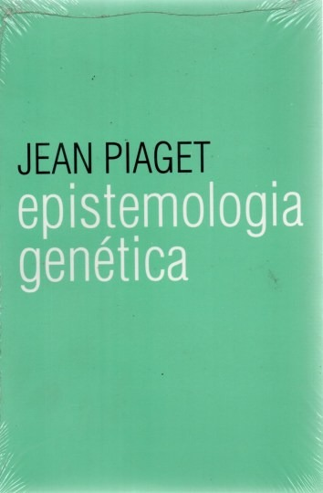 80f4dab8676 Livro Epistemologia Genética Jean Piaget - R  125