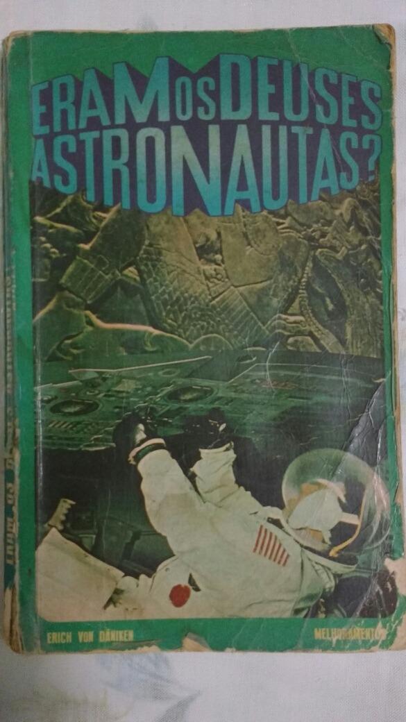 grtis o livro eram os deuses astronautas