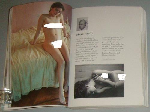 livro erotic women in photographs ( inglês )