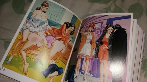 livro erótico ilustrado raridade