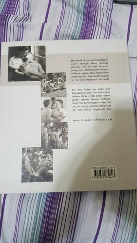 livro esgotado raro friends and lovers - howard roffman