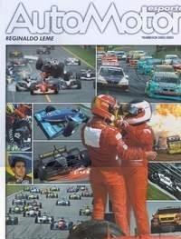 livro - esporte automotor 2002/2003 - reginaldo leme