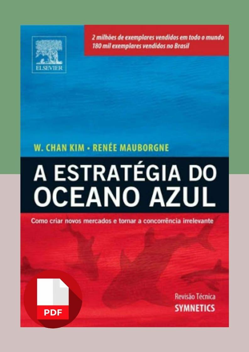 Livro A Estrategia Do Oceano Azul Pdf
