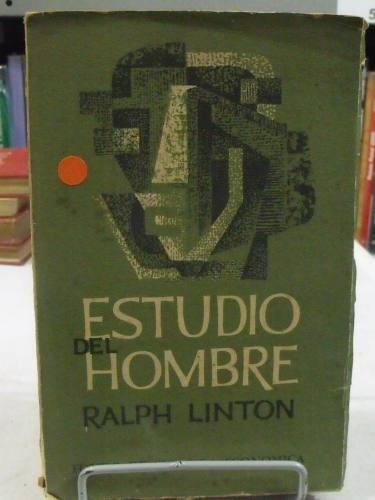 livro - estudio del hombre - ralph linton