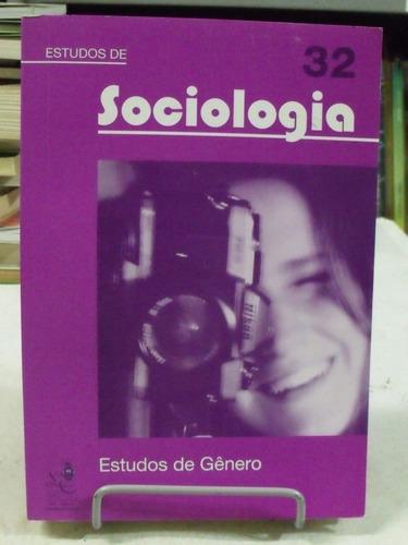 livro estudos de sociologia estudos de genero nº 32