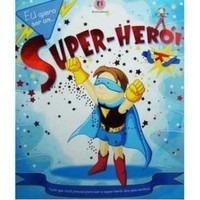 livro eu quero ser um super herói