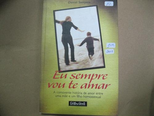 livro  =  eu sempre vou te amar