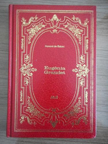 livro eugenia grandet- honoré de balzac