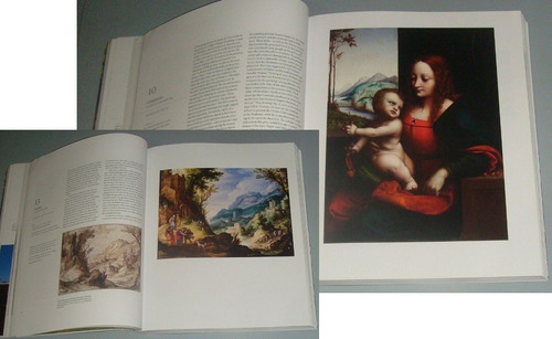 livro european art ancient to modern - texas private collect