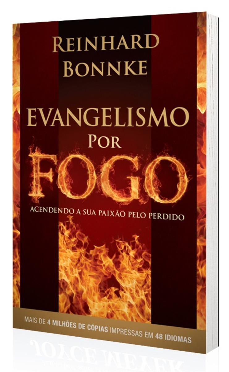 livro evangelismo com fogo