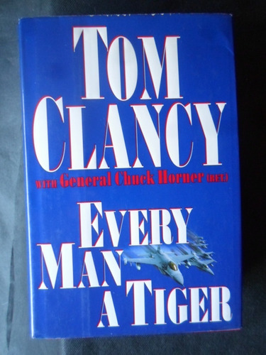 livro every man a tiger