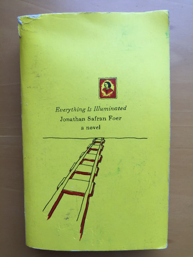 livro everything is illuminated jonathan safran foer