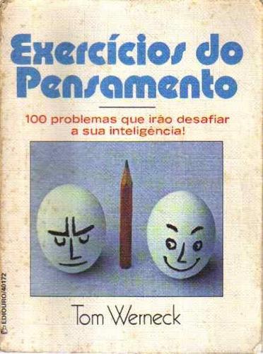 livro exercícios do pensamento